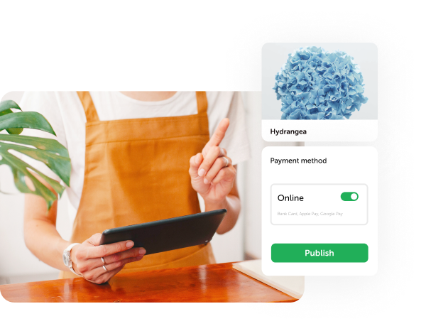 Payments infrastructure for your online shop