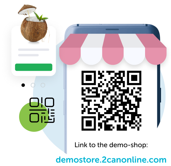 Put your Online Shop in your pocket